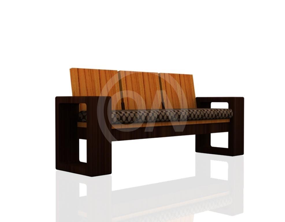 design interior kursi tamu panjang