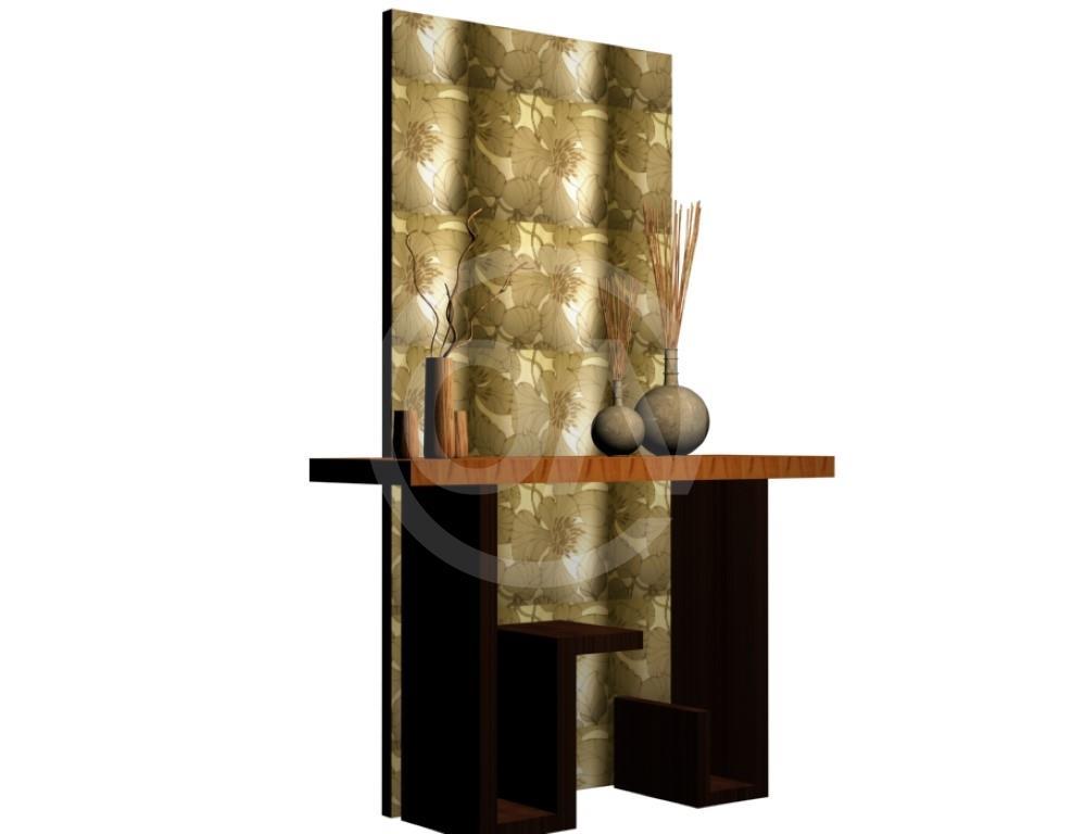 design interior meja display walpapper