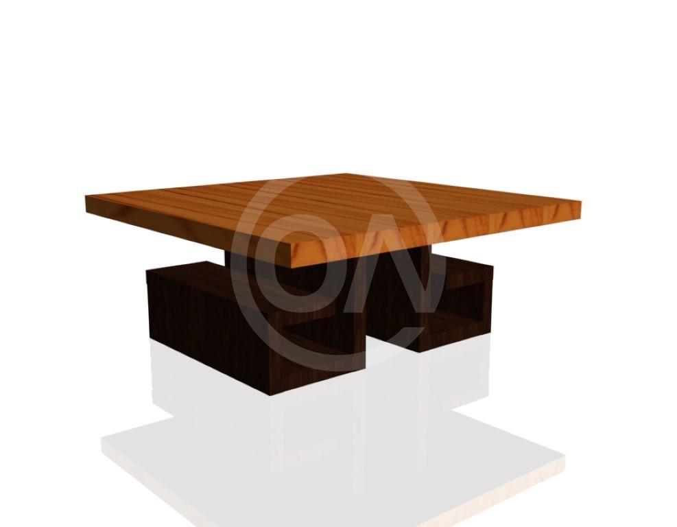 design interior meja keluarga