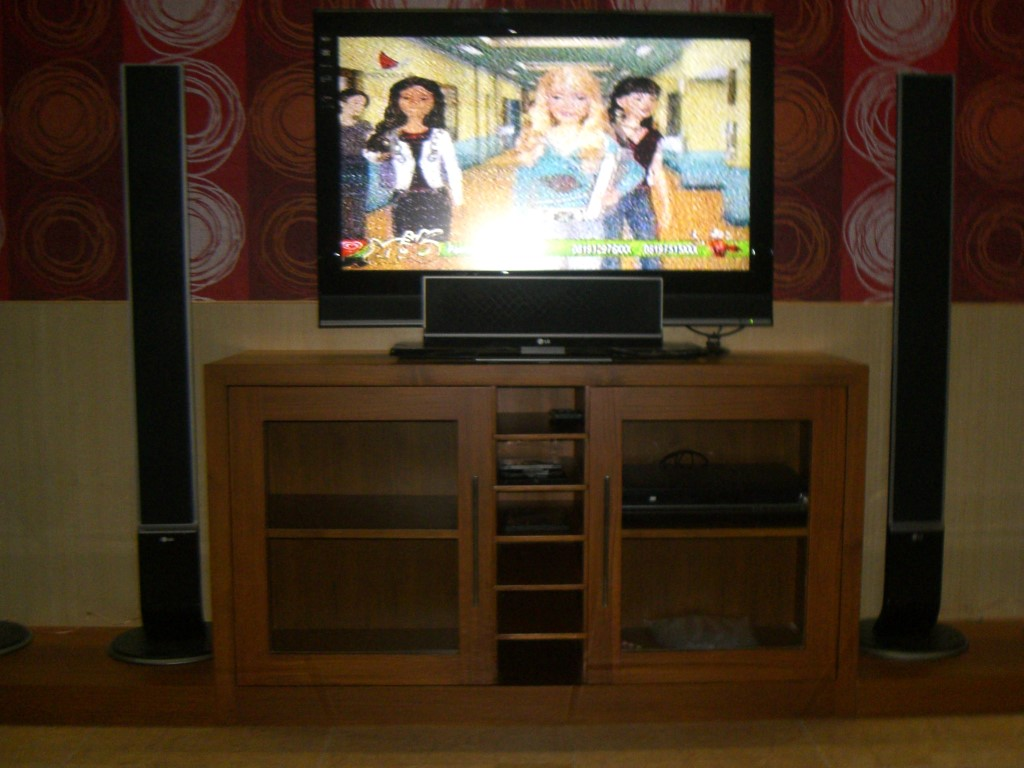 home theater display tv4