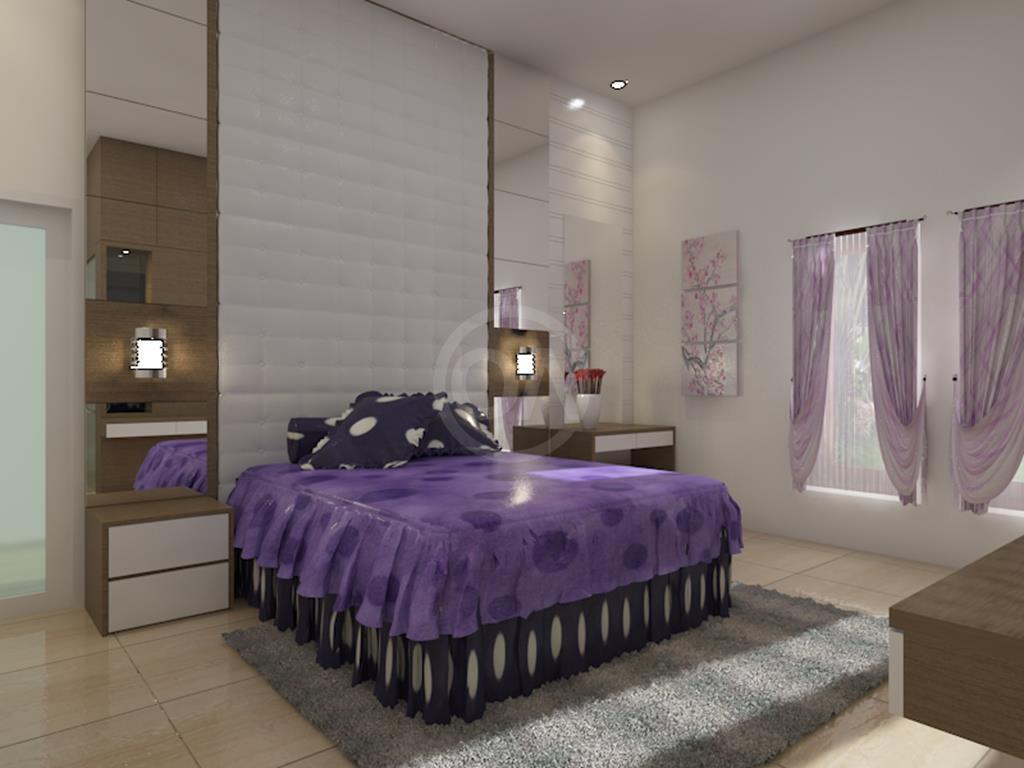 Desain Interior Kamar Tidur dan Desain Ruang Tamu ...