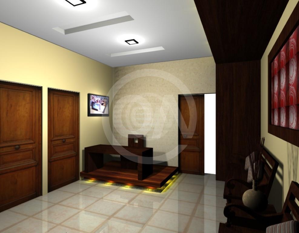 Desain interior rumah bersalin