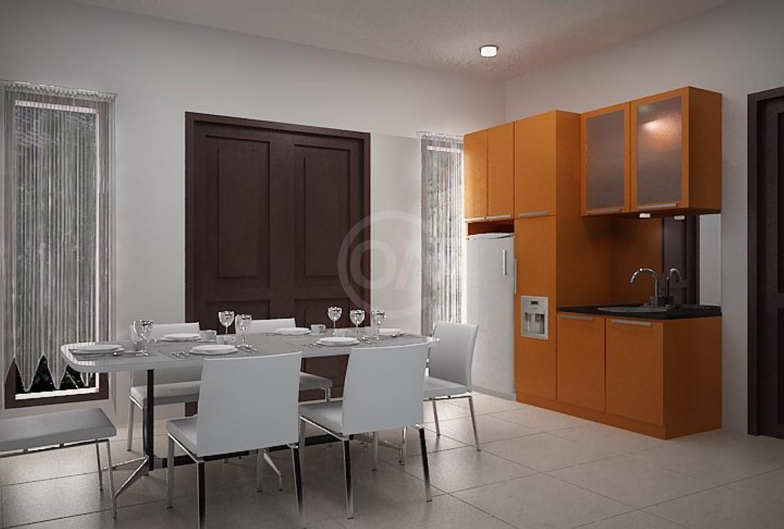 design interior ruang makan