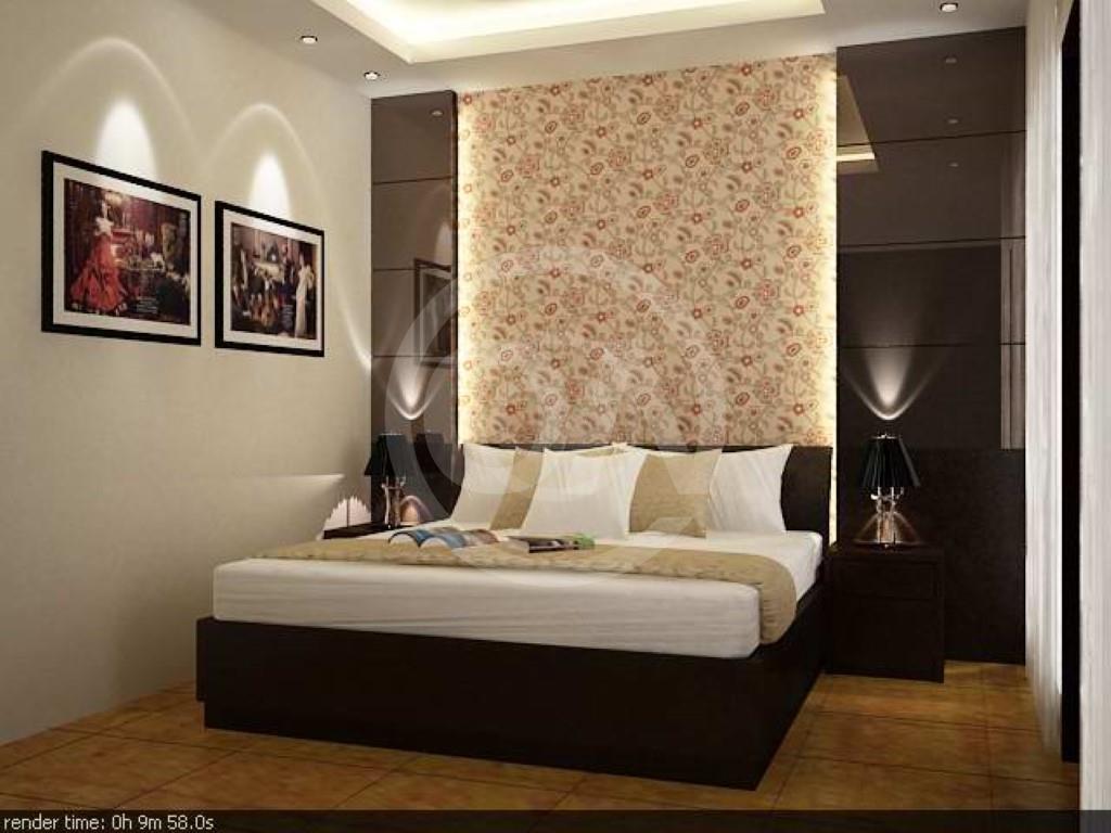 design interior kamar tidur