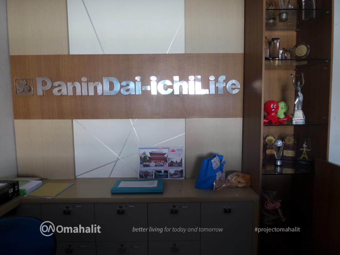 Desain Interior Kantor Panin Life