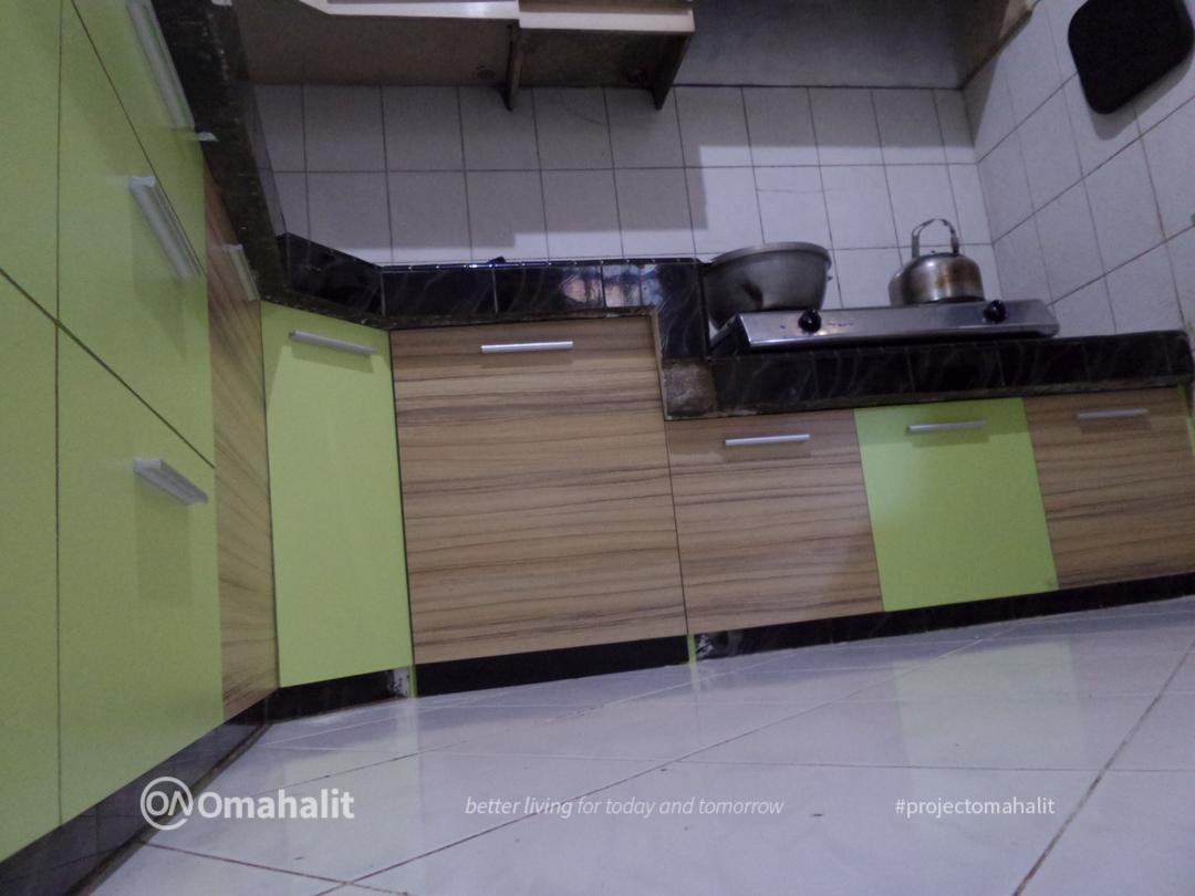 Desain Kitchen Set Simple
