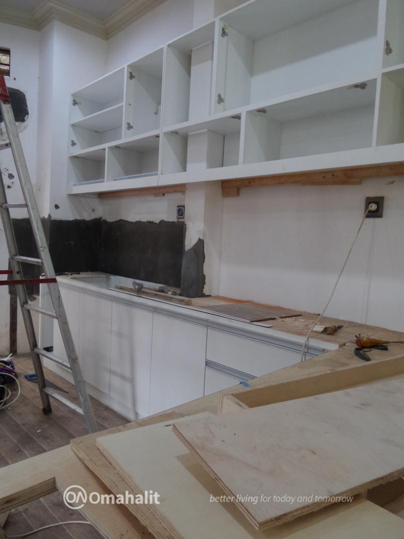 Jasa Renovasi Kitchen Set