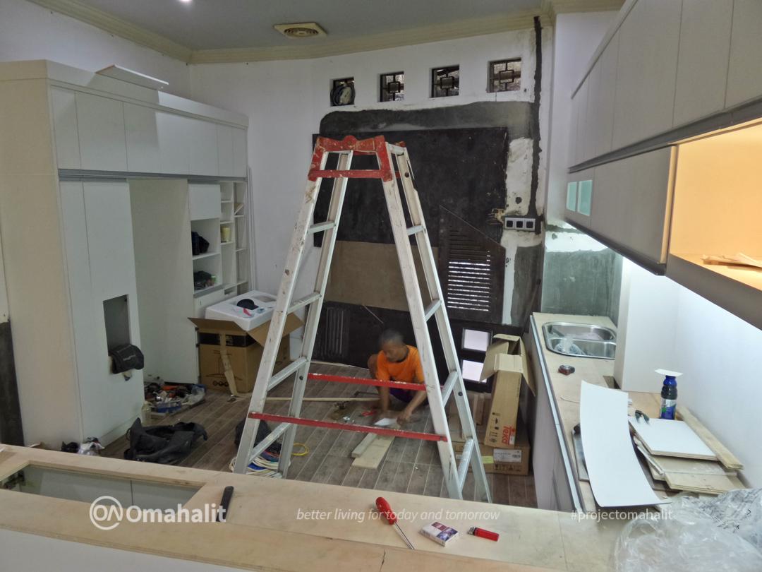 Jasa Renovasi Dapur Pekalongan