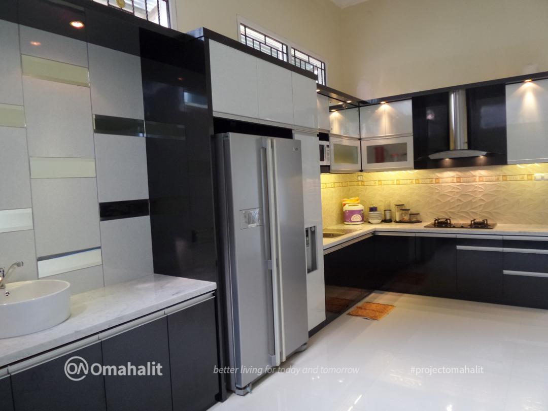 desain interior kitchen set