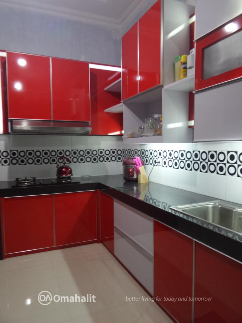 Pembuatan Kitchen Set di Pemalang
