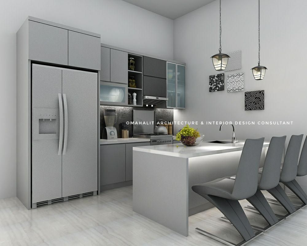 Kitchen set and dinning table mewah