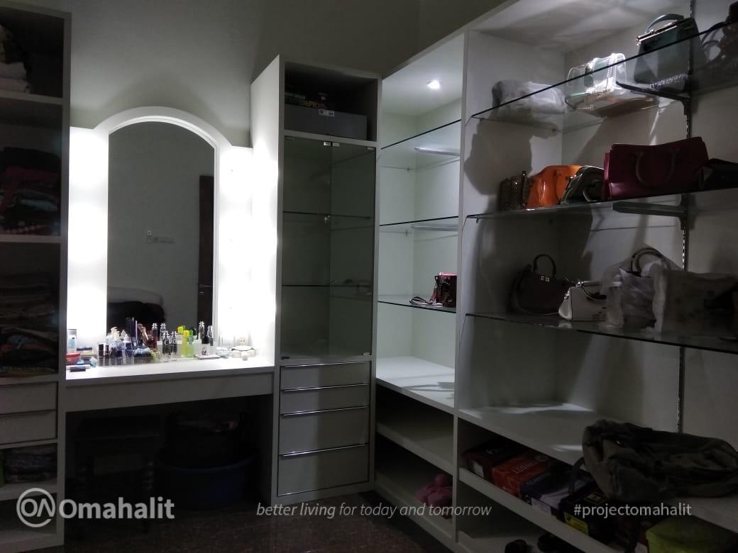 Jasa Desain Interior Ruang Rias
