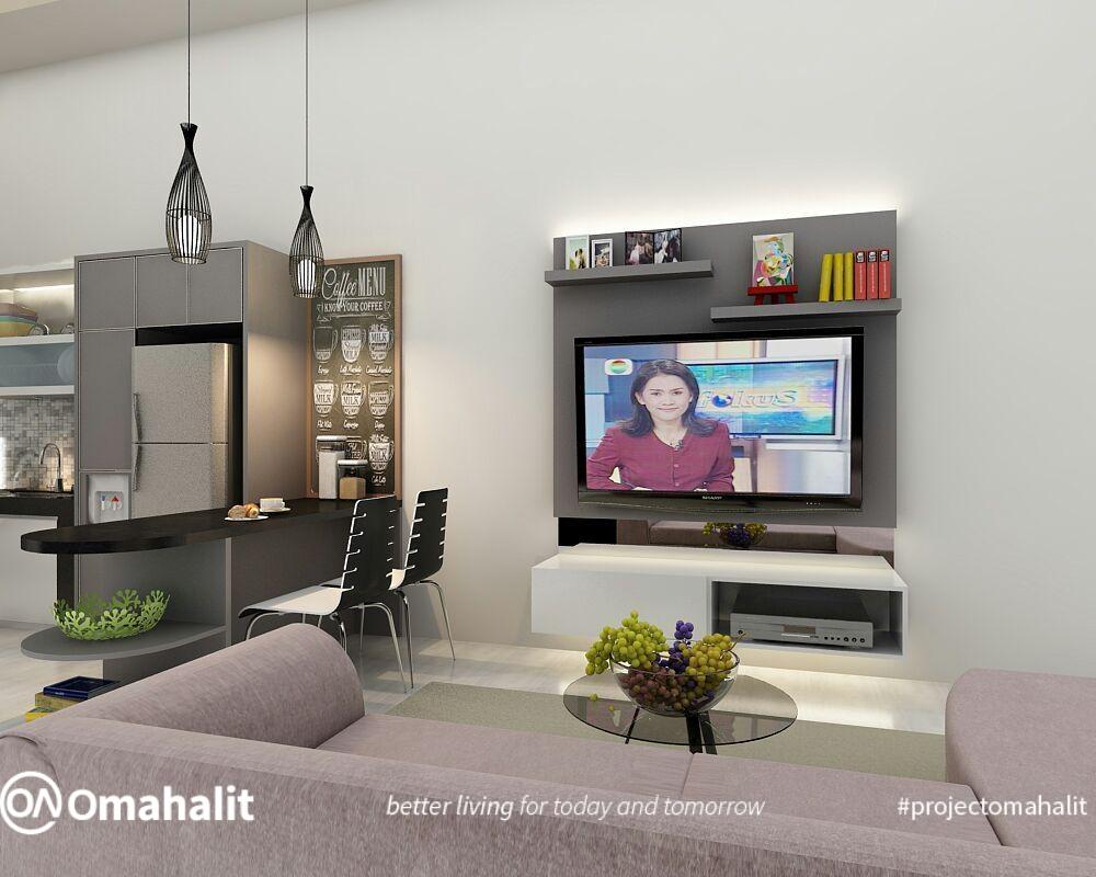 jasa desain inerior ruang keluarga