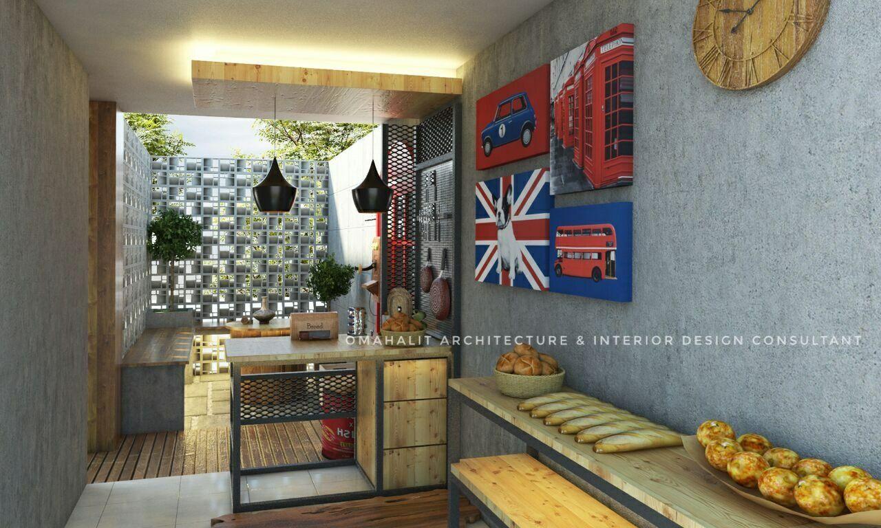 Jasa Desain Interior Ruang Makan