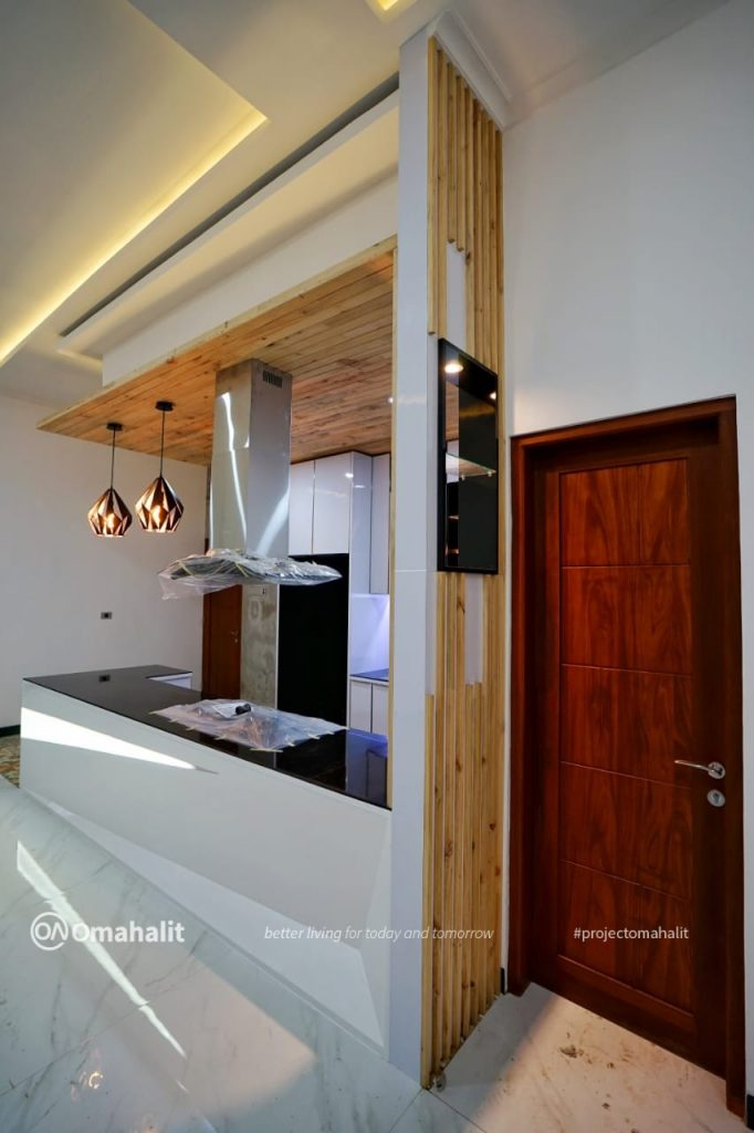 Jasa Desain Kitchen Set Protohouse by Omahalit