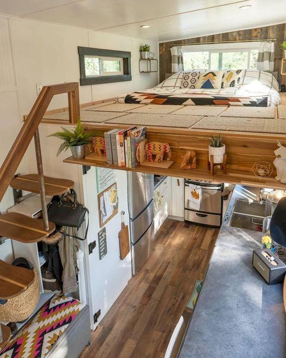 Tips Menata Ruangan Sempit Dengan Mezzanine