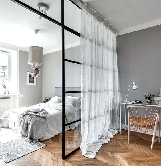 Tips Menata Ruangan Sempit Dengan Partisi Minimalis