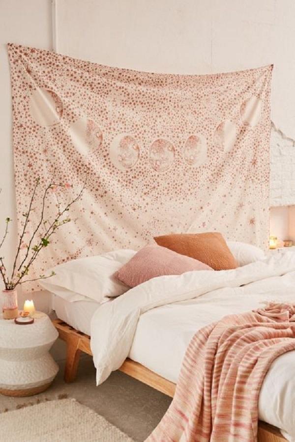 Tips Menghias Dinding Rumah Dengan Tapestry