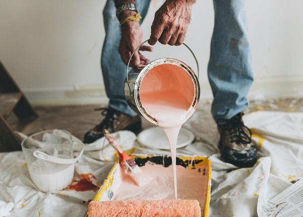 trend warna cat rumah pastel