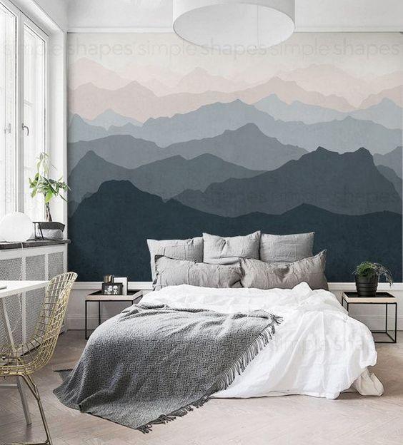 Tips merawat wallpaper dinding rumah agar lebih awet