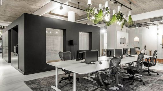 Jasa Desain Interior Kantor Klasik
