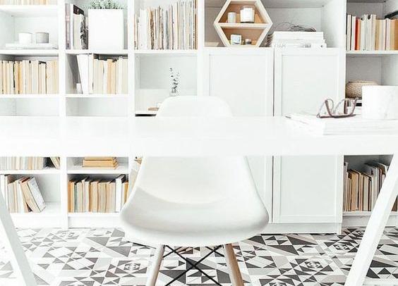 Jasa Desain Interior Kantor Skandinavian