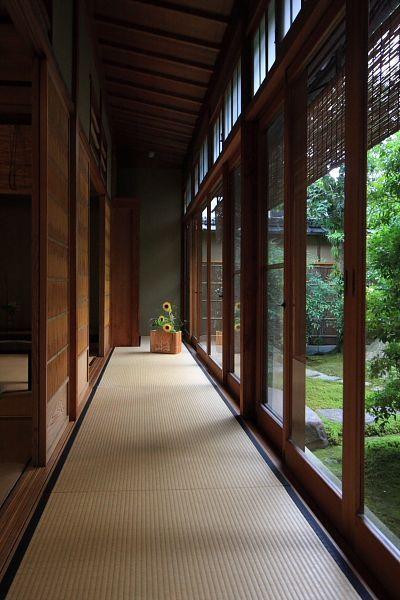 jasa desain interior rumah modern selasar rumah