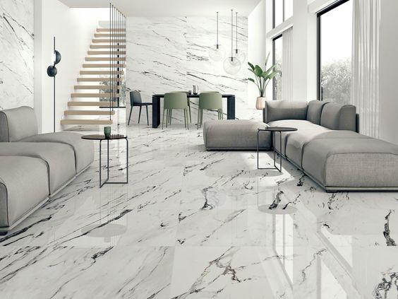 jenis lantai granit