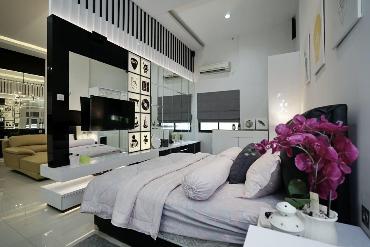 jasa desain interior studio apartemen