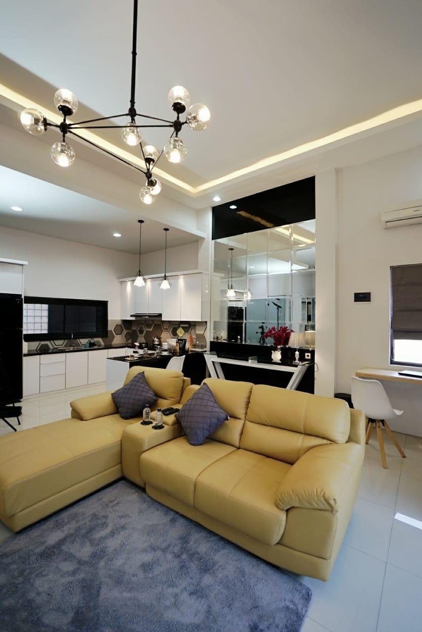desain interior studio apartemen