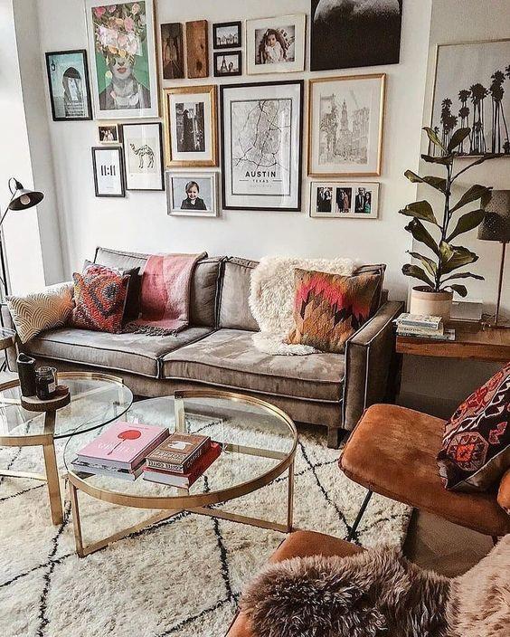 Karakteristik Desain Interior Eklektik