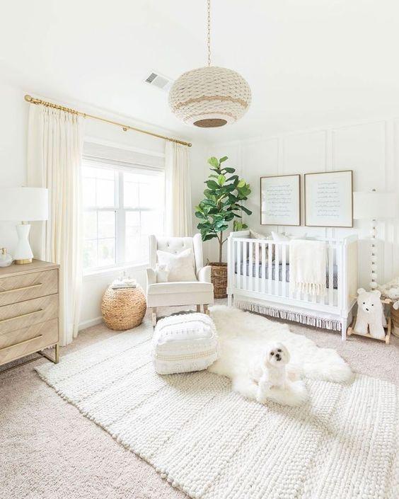 7 Tips Mempersiapkan Kamar Bayi