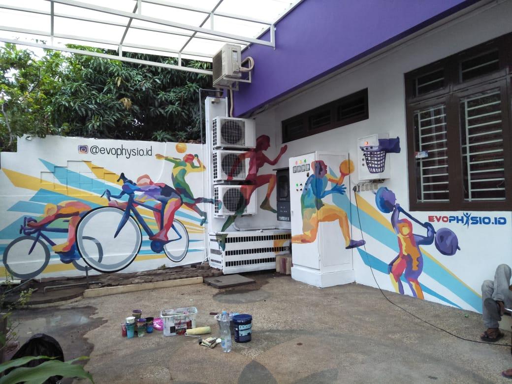 Jasa Mural Semarang by Omahalit