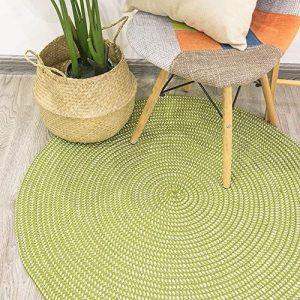 Motif Karpet Lingkaran Image by amazon