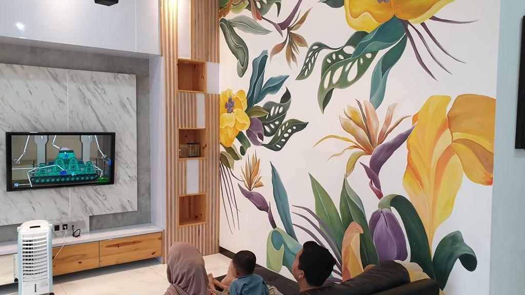 Dekorasi Mural