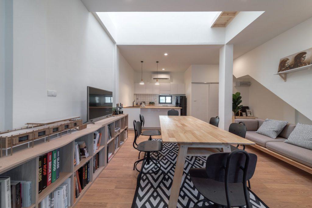 Trik Desain Rumah Kantor kekinian