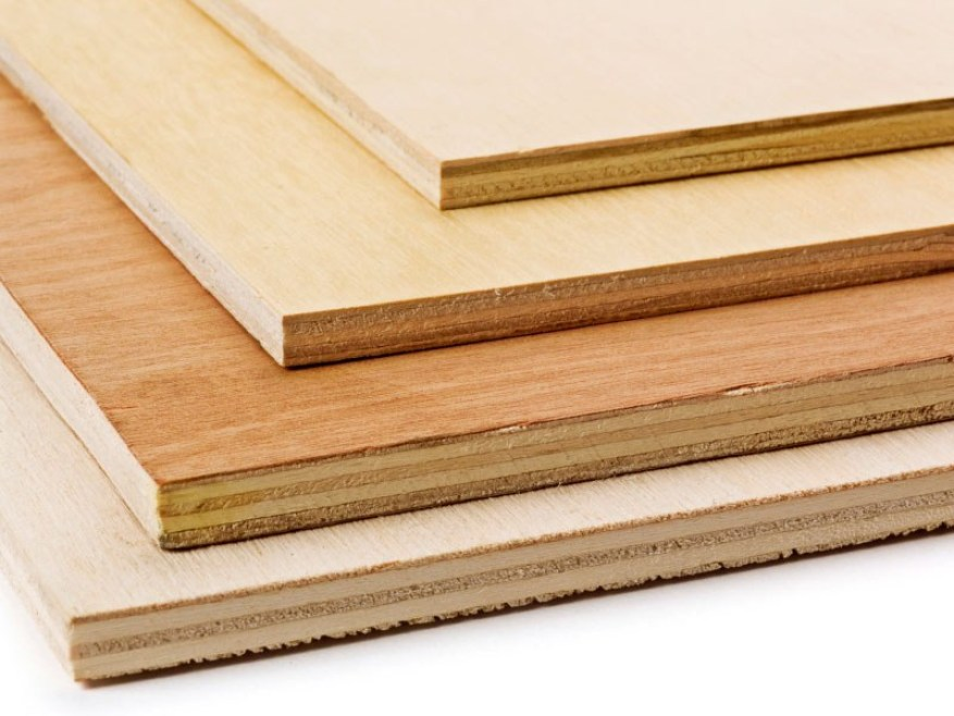 kitchen set plywood