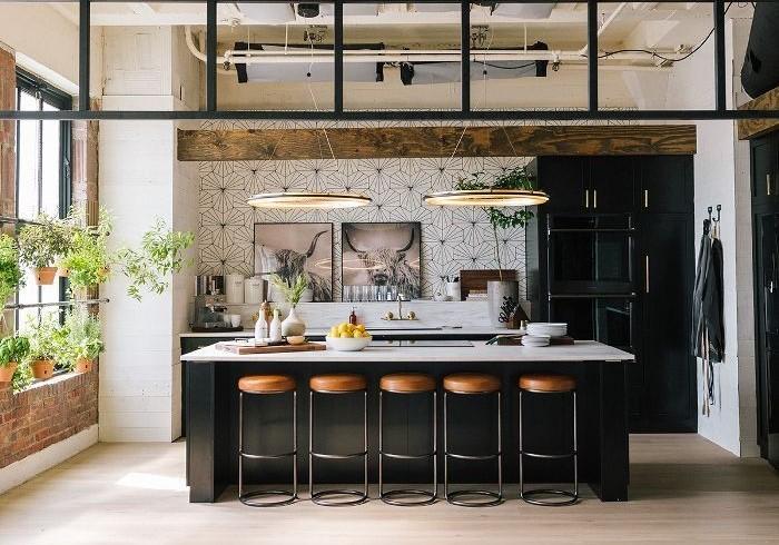 Inspirasi Konsep Rumah gaya Industrialis