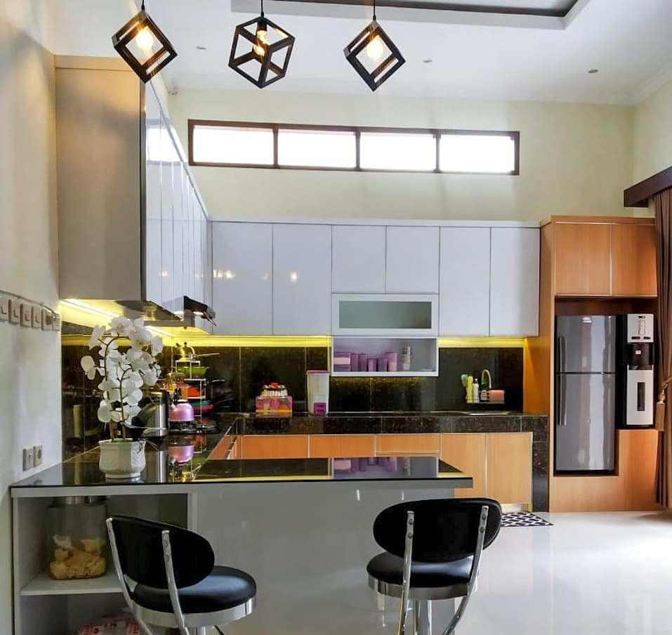 Desain Kitchen Set Kekinian