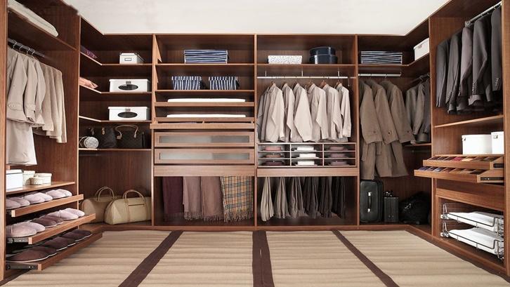 walk in closet seperti butik